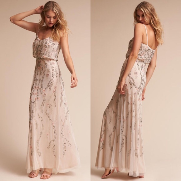 364c4bc2230 BHLDN Adrianna Papell Tribute Dress